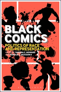 Black Comics blog