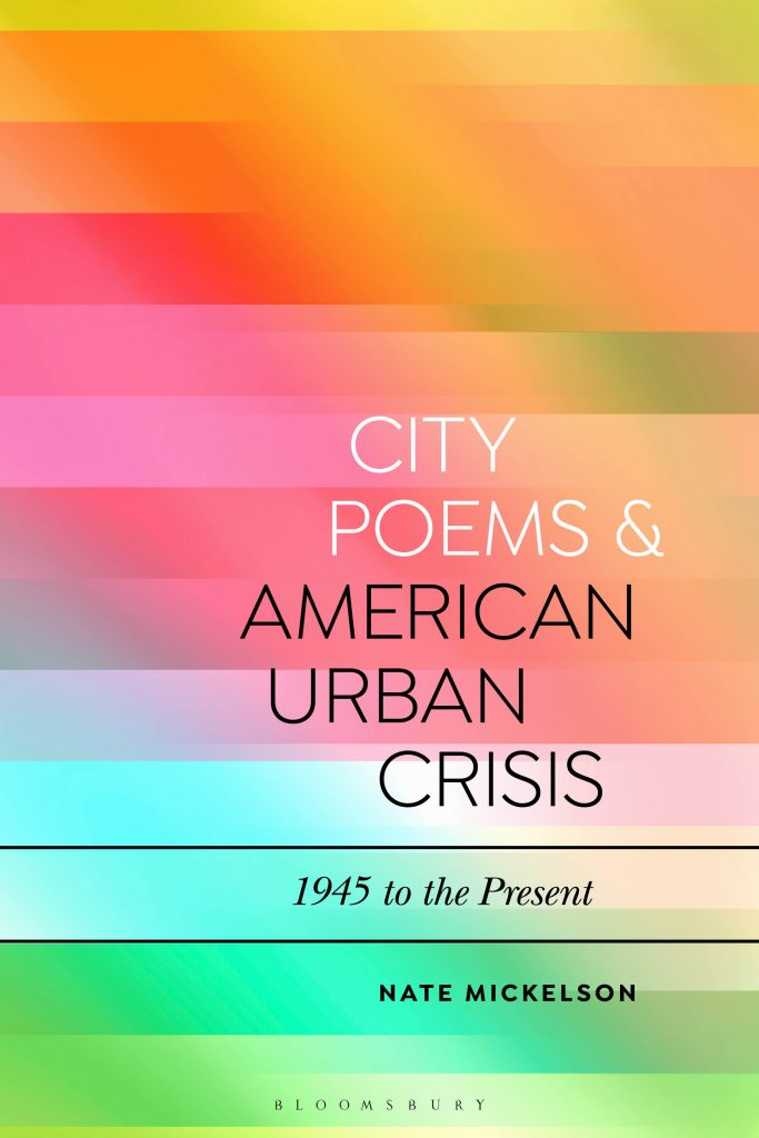 City Poems and American Urban Crisis
