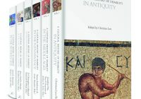 Cover of A Cultural History of Disability Set, Volumes 1-6