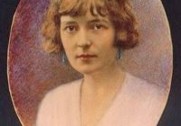 Photo of Katherine Mansfield
