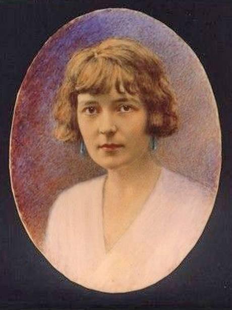 Photo of Katherine Mansfield