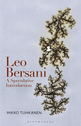 Leo Bersani book cover